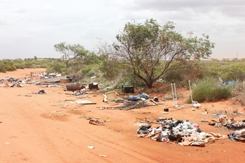 Town asks community to take action on illegal dumping