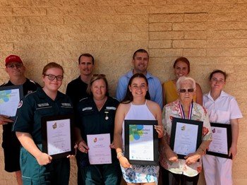 Port Hedland locals celebrated in Citizen of the Year and Sports Awards