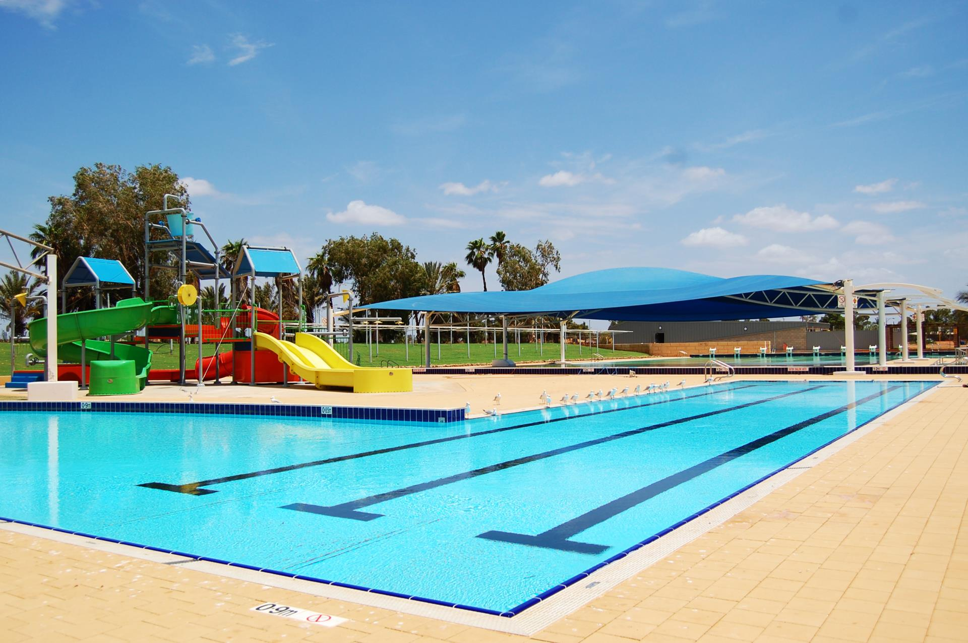 Council approves tender for works at South Hedland Aquatic Centre